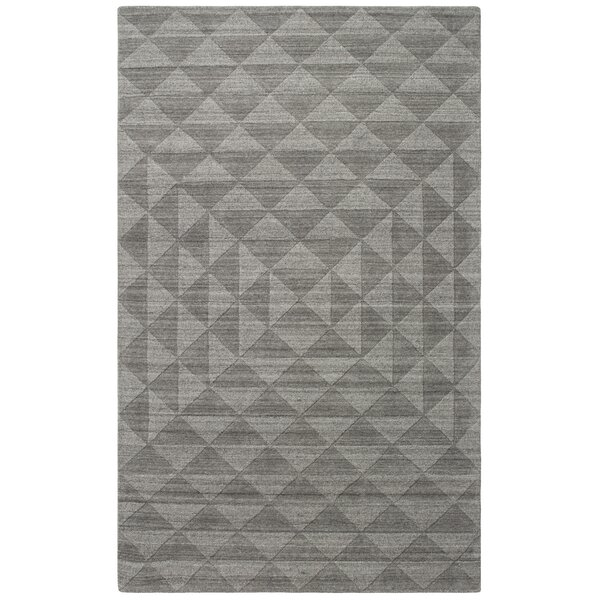 Fergerson Gray Area Rug by Wrought Studio
