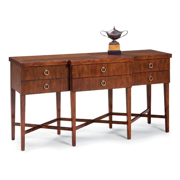 Regency Console Table By Fairfield Chair