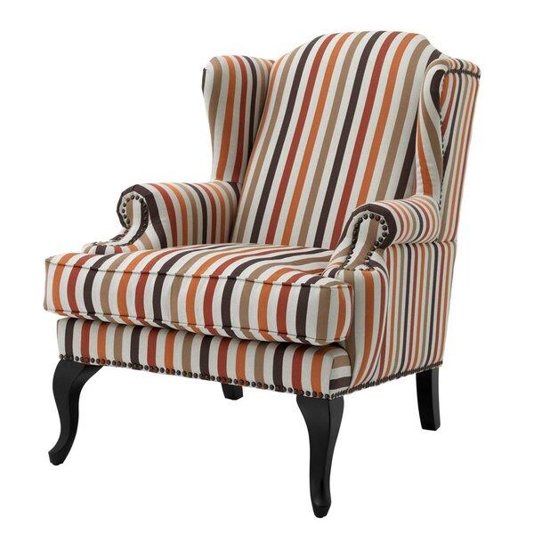 Frank Sinatra Wingback Chair by Eichholtz