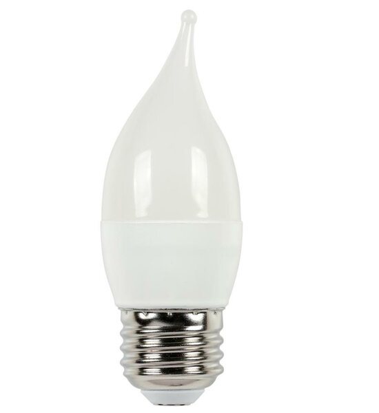 5W Medium Base C11 LED Light Bulb by Westinghouse Lighting