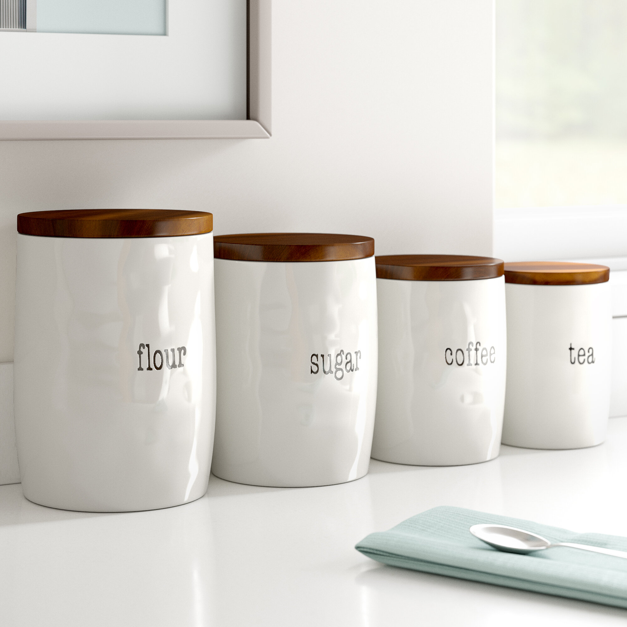 Best Kitchen Canisters Wayfair