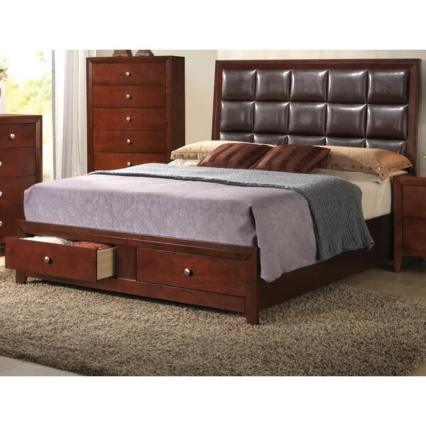 Alexei Upholstered Storage Platform Bed by Alcott Hill