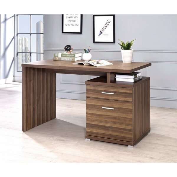 Perna Writing Desk by Union RusticPerna Writing Desk by Union Rustic