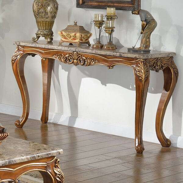 Review Kudolo Console Table