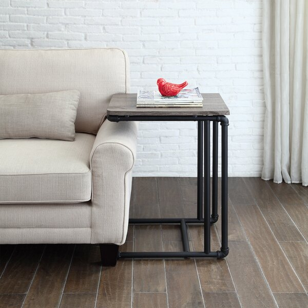 Nicola End Table by Williston Forge