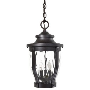 Find Porterfield 3-Light Outdoor Hanging Lantern By Three Posts