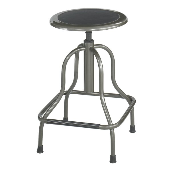 Diesel Series Backless Industrial Stool by Safco Products Company