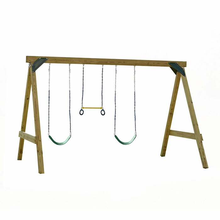 Ready To Build Custom Scout Swing Set Hardware Kit Wood Not Included