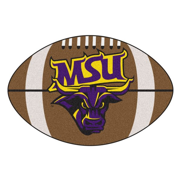 NCAA Minnesota State University - Mankato Football Doormat by FANMATS