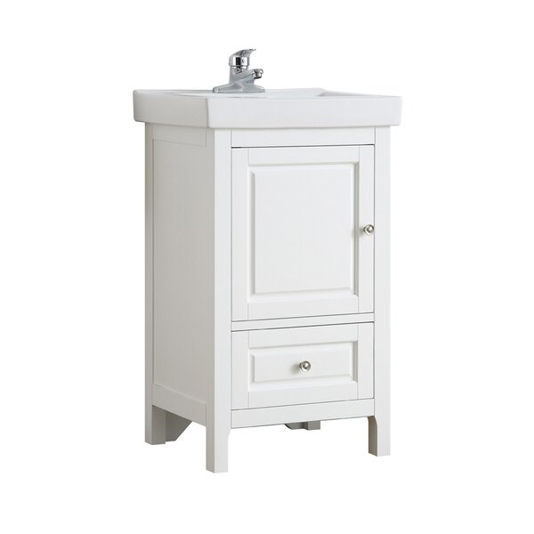 Balvin 21 Single Bathroom Vanity Set