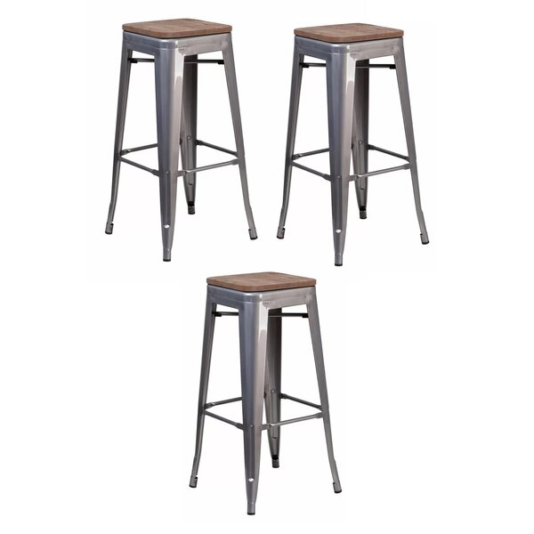 Wilmore Bar Stool By 17 Stories