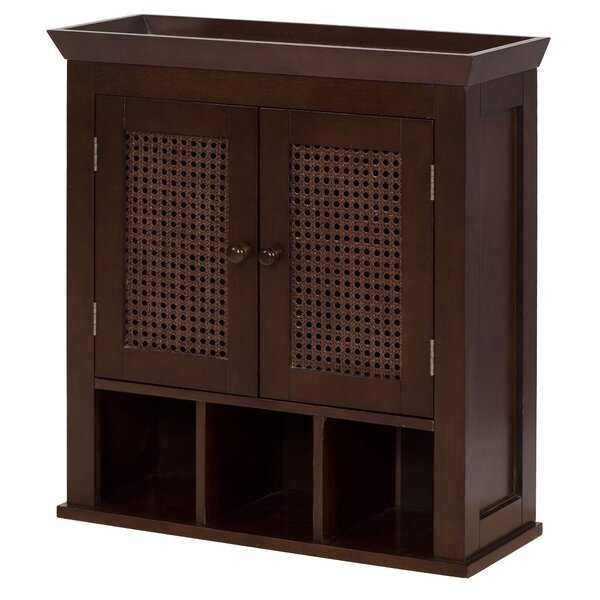 Beaulah 22.5 W x 24 H Wall Mounted Cabinet by Worl