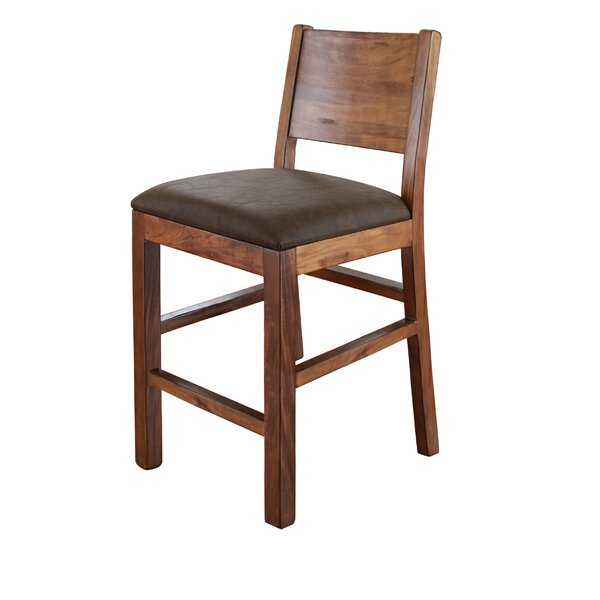 Stiver 30 Bar Stool by Millwood Pines