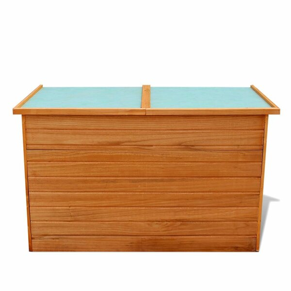 172.5 Gallon Fir Deck Box by East Urban Home East Urban Home
