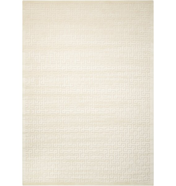 Blondelle Ivory Area Rug by Willa Arlo Interiors