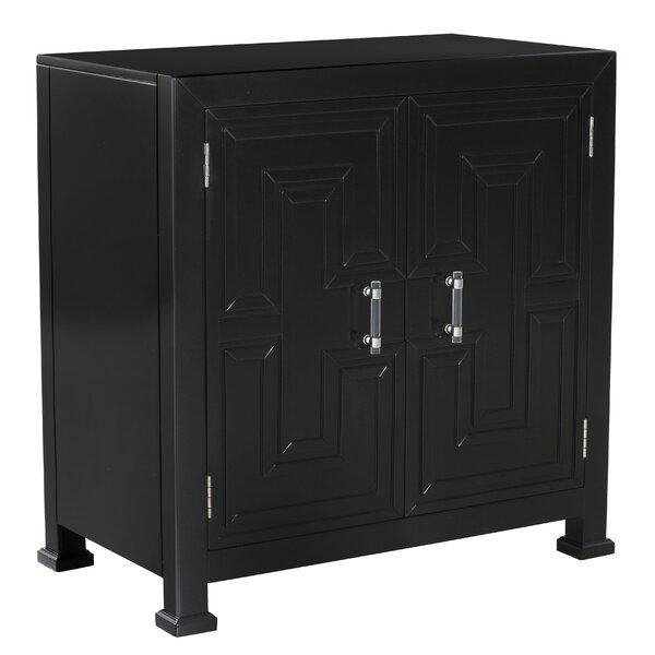 Hollins 2 Door Accent Cabinet by Mercer41 Mercer41