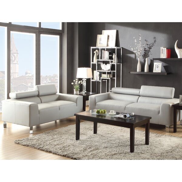 2 Piece Living Room Set by A&J Homes Studio
