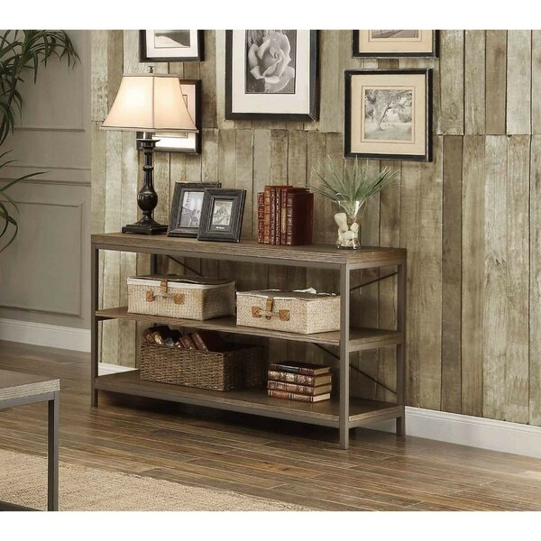 Islip Wooden Console Table By Gracie Oaks