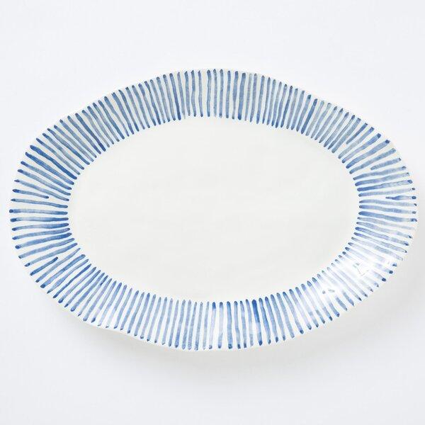 Modello Oval Platter by VIETRI