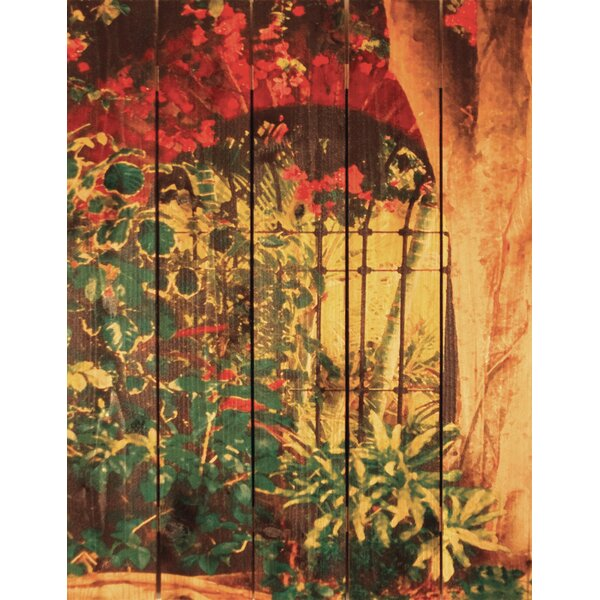Spanish Garden Photographic Print by Gizaun Art