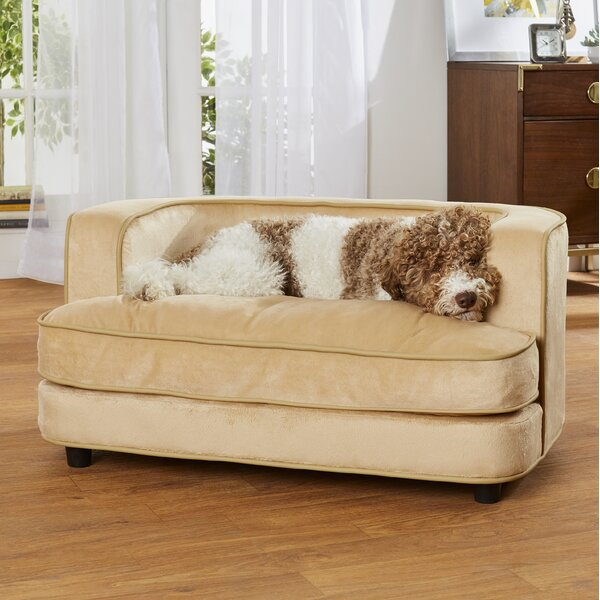 Corker Ultra Plush Dog Sofa by Archie & Oscar