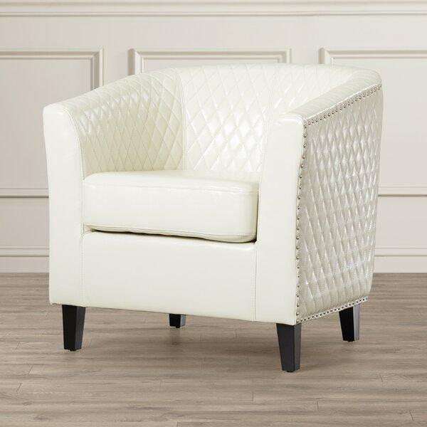 Cisneros Barrel Chair by Willa Arlo Interiors