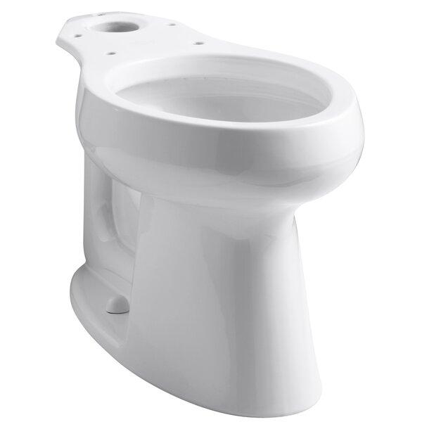 Highline 1.0 GPF Elongated Toilet Bowl by Kohler