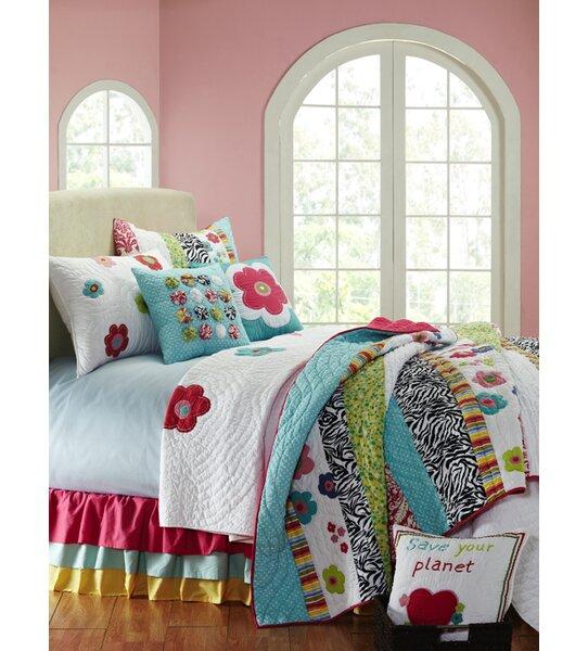 Abby/Jane Yo Yo Decorative Cotton Throw Pillow by Amity Home
