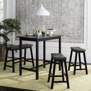 Chelsey 4 Piece Bistro Table Set by Trent Austin Design