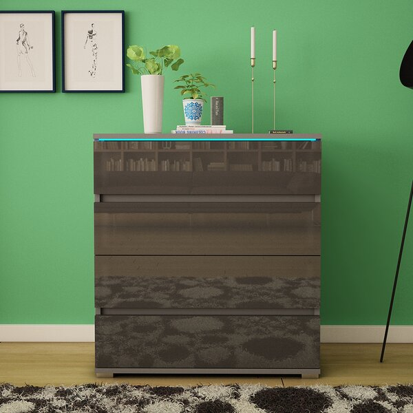 Bruyere 4 Drawer Bachelors Chest by Orren Ellis