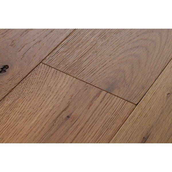 Beach Cove 7 Engineered White Oak Hardwood Flooring in Fossil Brown by Eddie Bauer Floors