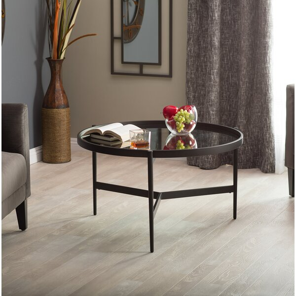 Estrade Coffee Table With Tray Top By Studio Designs HOME