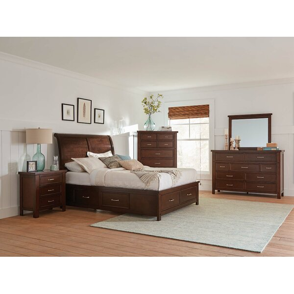 Ludgershall Storage Platform Bed by Darby Home Co
