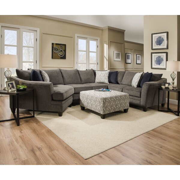 Teri Simmons Upholstery Sectional by Latitude Run
