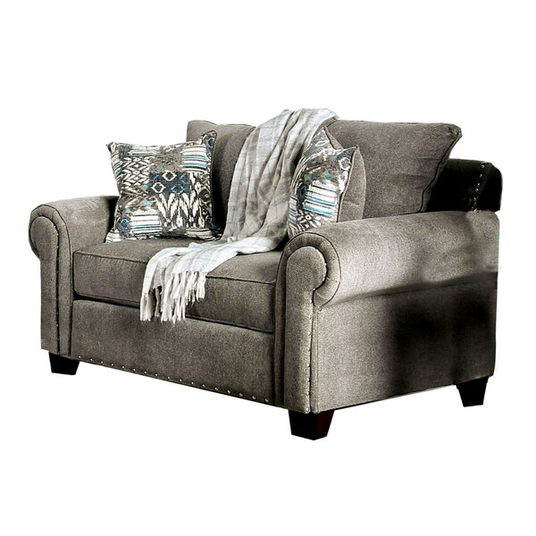 Crawfordville Loveseat By Red Barrel Studio