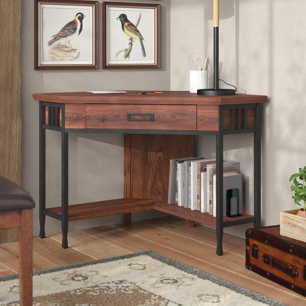 Braunste Corner Desk by Three Posts