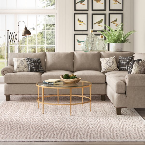 """Calila Sectional by Birch Laneâ""""¢ Heritage"""
