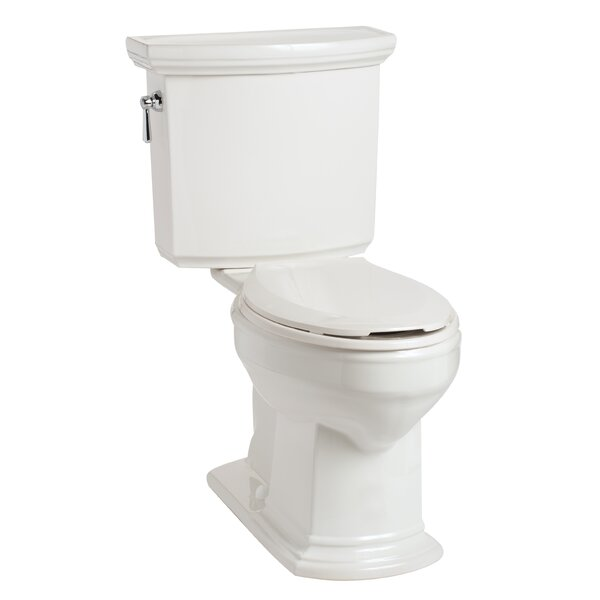 Barrett HET SmartHeight 1.28 GPF Elongated Two-Piece Toilet by Mansfield Plumbing Products