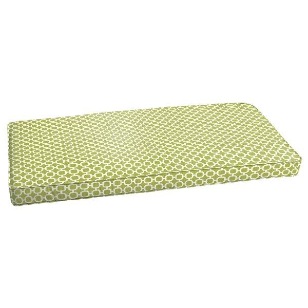 Indoor/Outdoor Bench Cushion by Zipcode Design