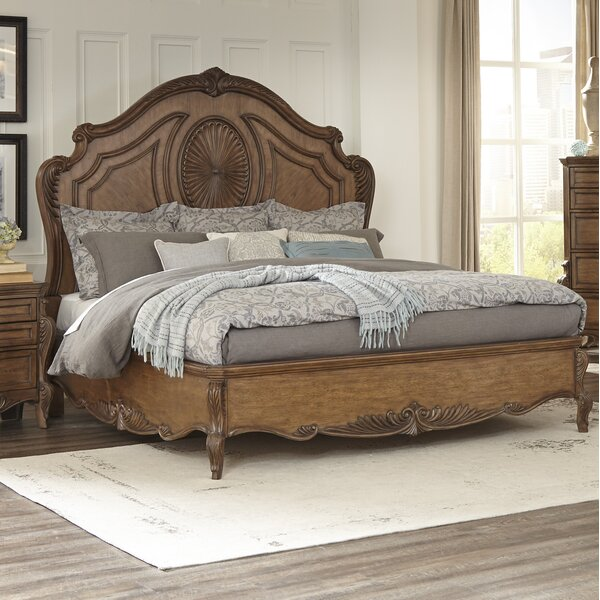 Petti Standard Bed by Astoria Grand