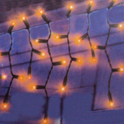 50 Light Flickering Window Drape by Penn Distributing