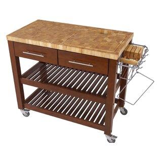 Sydney Kitchen Cart by Ebern Designs
