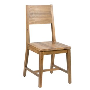 Needham Solid Wood Dining Chair (Set Of 2)