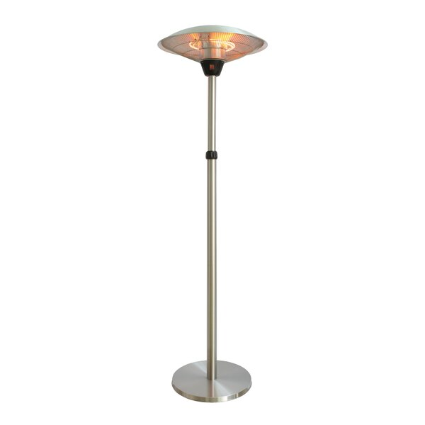 1500 Watt Electric Patio Heater by EnerG+