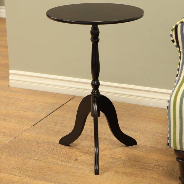 Pedestal End Table by Mega Home