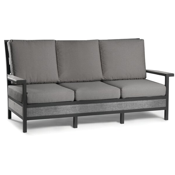 Adventure Patio Sofa with Sunbrella Cushions by Eddie Bauer