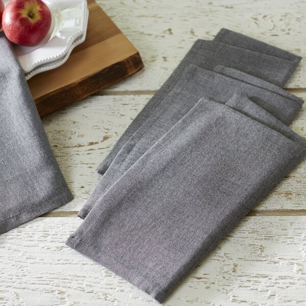 Fryeberg Chambray 20 Napkin (Set of 4) by Birch La