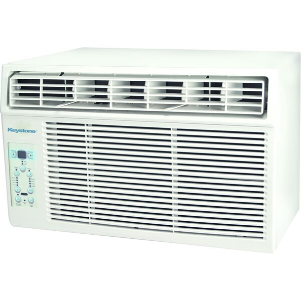 12,000 BTU Energy Star Window Air Conditioner with Remote by Keystone
