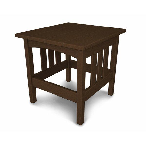 Mission End Table by POLYWOOD�