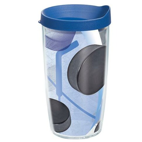Game On Slap Shot Plastic Travel Tumbler by Tervis Tumbler